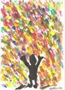 Cartoon: picture of happiness (small) by Seydi Ahmet BAYRAKTAR tagged picture,of,happiness