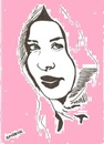 Cartoon: Potrait (small) by Seydi Ahmet BAYRAKTAR tagged potrait