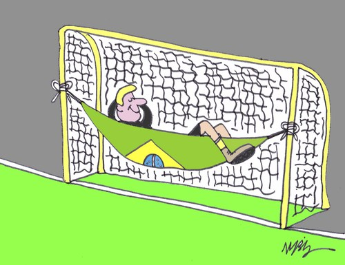 Cartoon: 7-1 (medium) by MSB tagged futbol