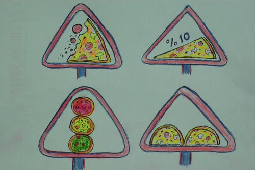 Cartoon: pizza (medium) by MSB tagged pizzapitch