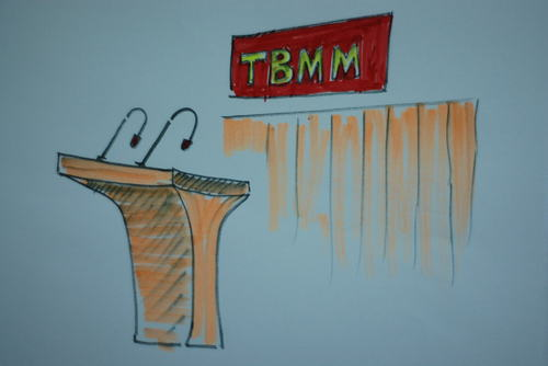 Cartoon: TBMM (medium) by MSB tagged tbmm