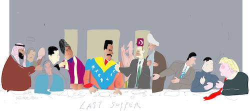 Last supper 10