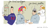 Cartoon: Cuckoo s nest (small) by gungor tagged machoman