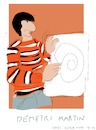 Cartoon: Demetri Martin (small) by gungor tagged usa