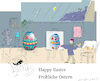 Cartoon: Happy Easter (small) by gungor tagged greetings