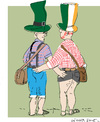 Cartoon: Irish spring (small) by gungor tagged ireland