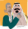 Cartoon: Kingdom (small) by gungor tagged saudi,arabia