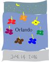 Cartoon: Orlando (small) by gungor tagged usa