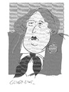 Cartoon: Oscar Wilde-2 (small) by gungor tagged literature