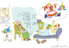 Cartoon: Worry-11 (small) by gungor tagged france