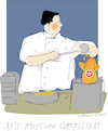 Cartoon: Xi s Peking Duck (small) by gungor tagged hong,kong
