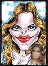 Cartoon: madonna (small) by aydinreco tagged madonna