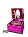 Cartoon: Ballerina Box Mechanism... (small) by berk-olgun tagged ballerina,box,mechanism