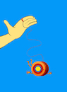 Cartoon: Bungee Jumping... (small) by berk-olgun tagged bungee,jumping