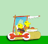 Cartoon: Crash Test... (small) by berk-olgun tagged crash,test