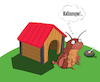 Cartoon: Flea... (small) by berk-olgun tagged flea