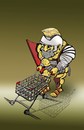 Cartoon: Gladiator... (small) by berk-olgun tagged gladiator