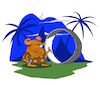 Cartoon: Hamster... (small) by berk-olgun tagged hamster