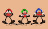 Cartoon: Humor Power... (small) by berk-olgun tagged humor,power