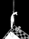 Cartoon: Letter Suicide... (small) by berk-olgun tagged letter,suicide