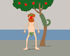 Cartoon: Magritte... (small) by berk-olgun tagged magritte