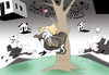 Cartoon: NEWTON... (small) by berk-olgun tagged newton