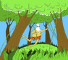 Cartoon: No Comment... (small) by berk-olgun tagged no,comment