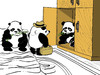 Cartoon: Panda... (small) by berk-olgun tagged panda