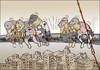 Cartoon: Parafan.. (small) by berk-olgun tagged parafan
