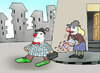 Cartoon: pravye.. (small) by berk-olgun tagged pravye