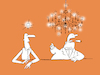 Cartoon: Rich Idea... (small) by berk-olgun tagged rich,idea