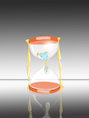 Cartoon: Sand Timer... (small) by berk-olgun tagged sand,timer