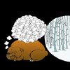 Cartoon: Sleepless... (small) by berk-olgun tagged sleepless