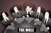 Cartoon: The Mole... (small) by berk-olgun tagged the,mole