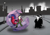 Cartoon: Time Machine.. (small) by berk-olgun tagged time,machine