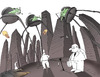 Cartoon: War of the Worlds... (small) by berk-olgun tagged war,of,the,worlds