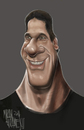 Cartoon: LOU  FERRIGNO (small) by Marian Avramescu tagged mmmmmm