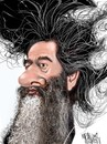 Cartoon: Saddam Hussein (small) by Marian Avramescu tagged mmmmmmmmmmmmmm