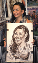 Cartoon: Best of summer 2011 caricature (small) by Tonio tagged portrait,caricature