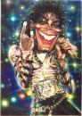 Cartoon: Michael Jackson (small) by Tonio tagged caricature portrait musician singer usa