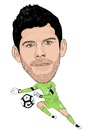 Cartoon: Forster Celtic (small) by Vandersart tagged celtic,cartoons,caricatures