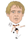 Cartoon: Jurgen Klinsmann Germany Cartoon (small) by Vandersart tagged germany,cartoon,caricature,klinsmann,world,cup,2018,football,soccer