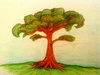 Cartoon: a big tree (small) by mistaorange tagged tree,mistaorange