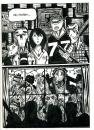 Cartoon: ZOMBIE PAGE (small) by Jorge Fornes tagged comic