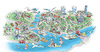 Cartoon: istanbul (small) by devrimdemiral tagged istanbul
