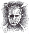 Cartoon: ATTENTION! BE AWARE OF PIRATES! (small) by yllifinearts tagged vladimir,putin,crimea,crises,russia,war,ukraine