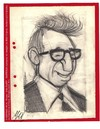 Cartoon: 60 anni RAITV (small) by Enzo Maneglia Man tagged caricatur