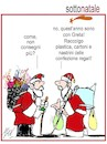 Cartoon: A Natale con Greta (small) by Enzo Maneglia Man tagged vignetta,natale,umorismo,grafico,illustrazione,fighillearte,piccolomuseo,di,fighille,italia,maneglia,man