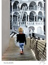 Cartoon: nel Belvedere di Escher (small) by Enzo Maneglia Man tagged foto,fotografia,surrealismo,man,maneglia,fighillearte