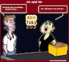 Cartoon: 69 UND 96 (small) by cartoonharry tagged 69,cartoonharry